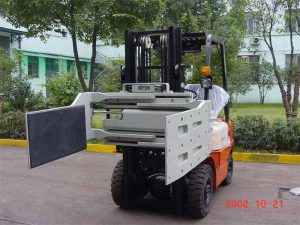 China Hydraulic Efficient Forklift Truck Attachments Multi Purpose Clamp