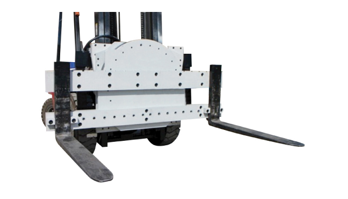 Heavy Duty Forklift Rotator Attachment For Sale