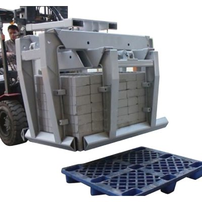 Forklift Attachment Concrete Block Clamp Class 3 &