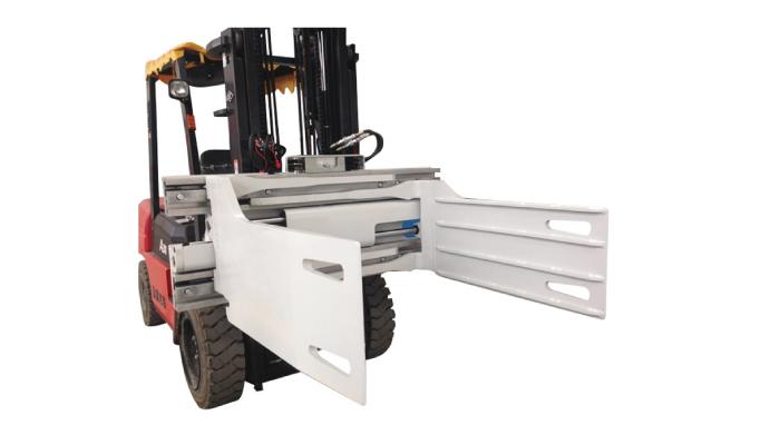 Ekonomi Forklift Revoling Bale Clamp Mmanufacture