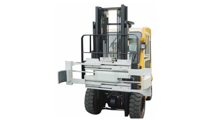 Penggenggam Drum Double Forklift