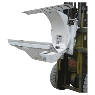 3 Tons Diesel Forklift Truck with Paper Roll Clamps Attachment