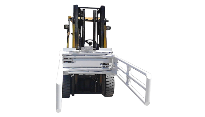 Forklift Foam Clamp