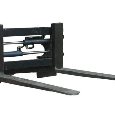 Hydraulische Forklit-Gabelpositionierer-Befestigung