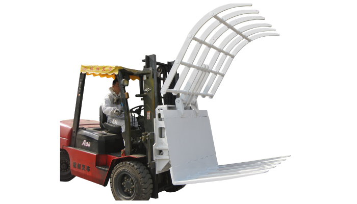 Empilhador de dobradiças com dobradiça