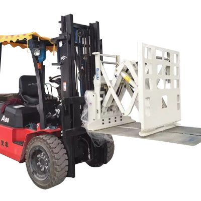 Forklift Pusher Attachment,Forklift Push Pull Attachment