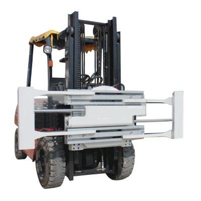 Forklift No-Arm Clamps Attachment