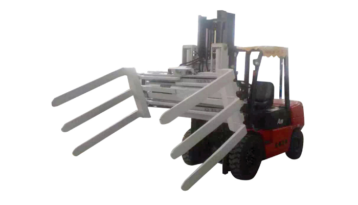 Forklift Turnaload Attachment