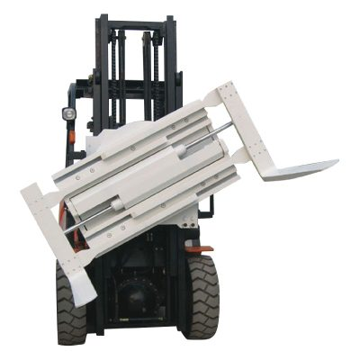 Supplier China 3 Ton Fork Lift Clamp Truk Klem Gelang Fork Bergulir