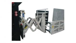 Carton Clamps with Side Shifting