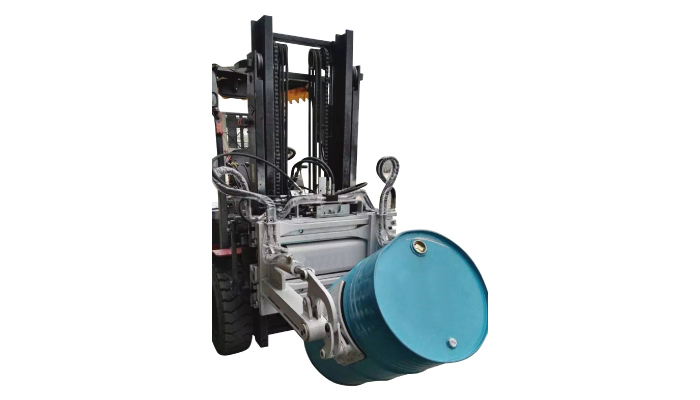 Hydraulic Forklift 55 Ggallon Drum Clamp for Forklifts