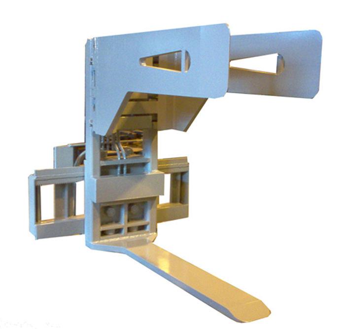Hidrolik Forklift Ekleri Mermer İşleyicisi