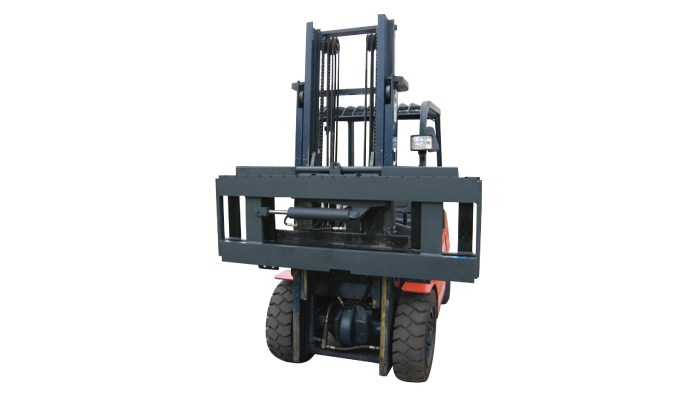 Shift Side Forklift