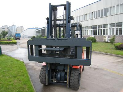 side shift forklift