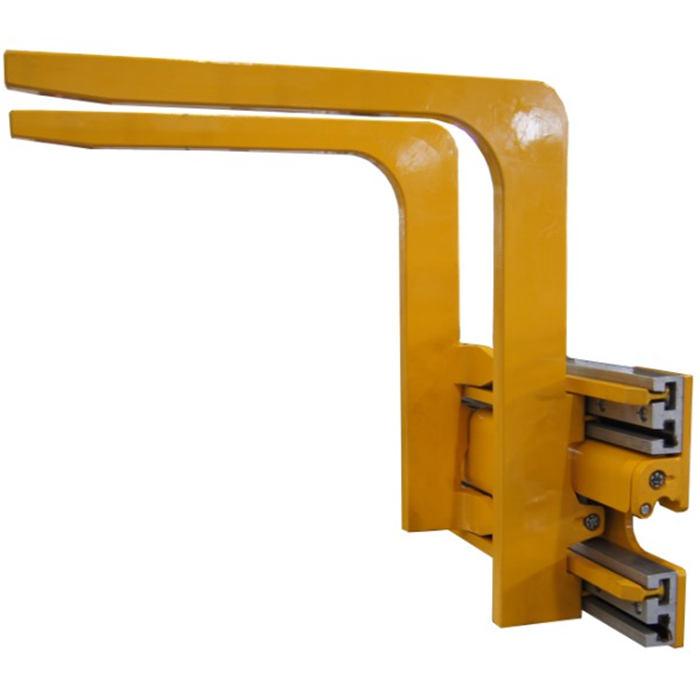 Forklift attachments hydraulic big bag lifter