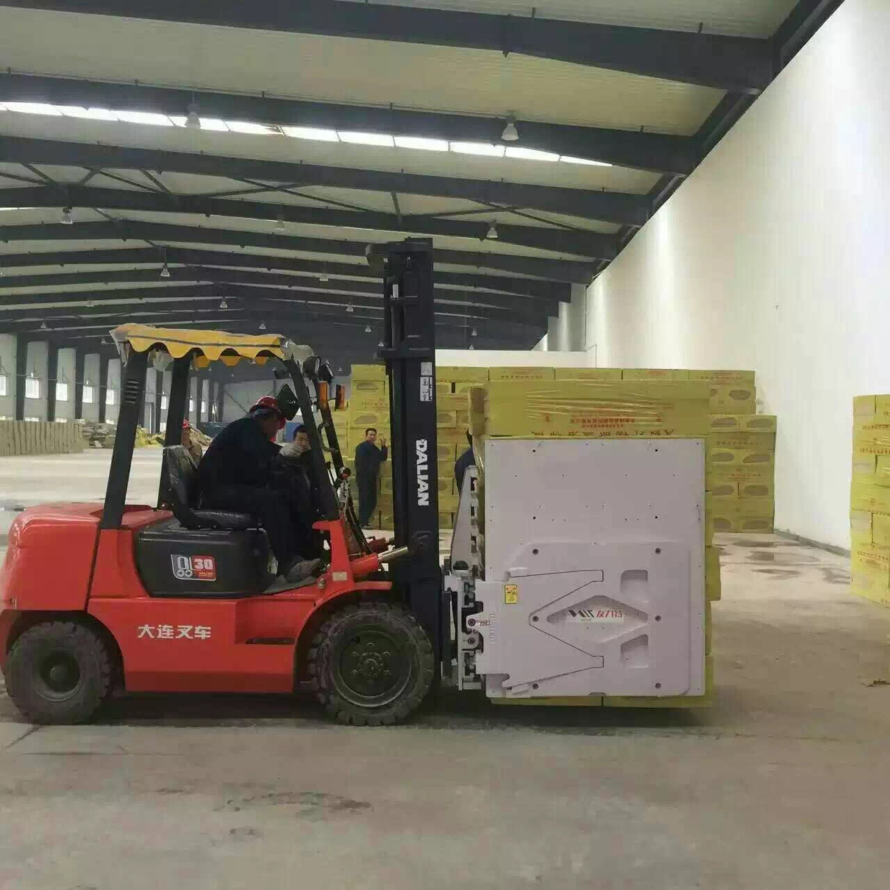 Top Quality Carton clamping Forklift