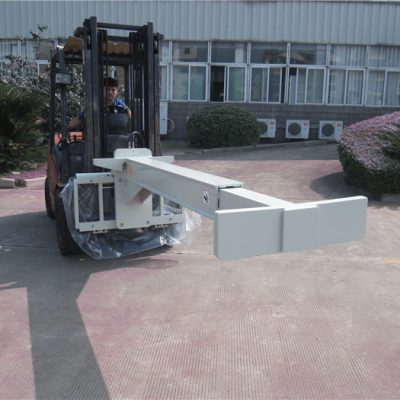 Hydraulic Forklift Attachments Glass Handler