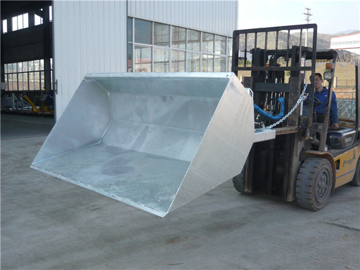 DB-H Forklift Bucket Attachment For Sale