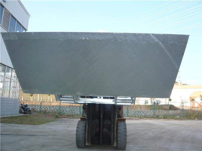 Hochwertiger guter Materialeimer benutzt für Gabelstapler Soem für Exkavator
