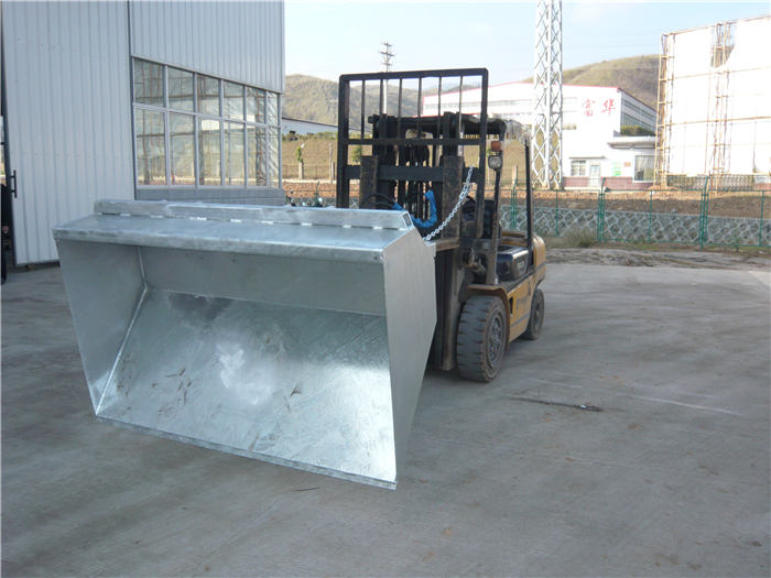 Lampiran Forklift Bucket Scoop