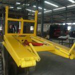 Hydraulic Forklift Garbage Bin Tipper