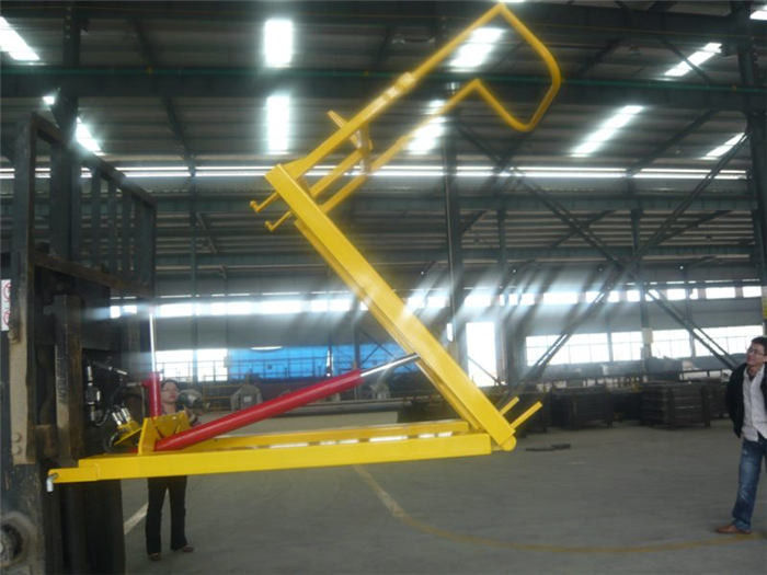 Tipper Forklift Attachments