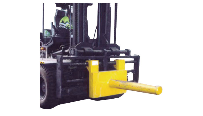 PSM Pin Shaft Mounted Coil Booms for forklift