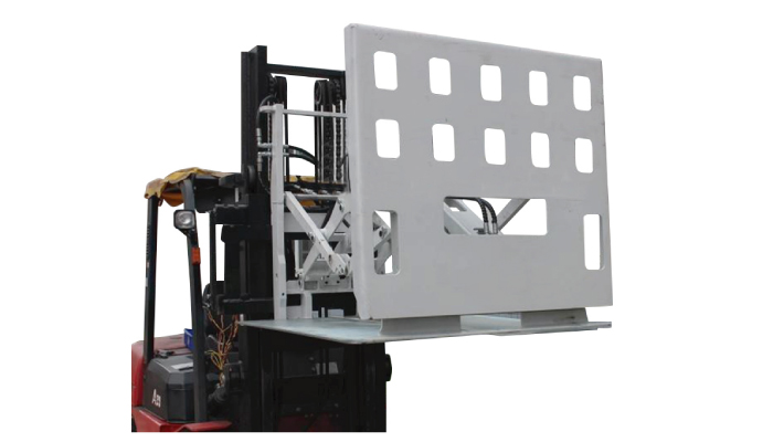 Push Pull Attachment Forklift Price