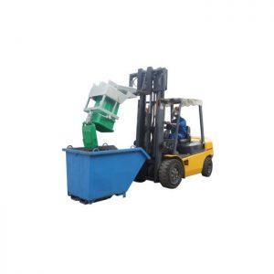 bin tipper manufacturers