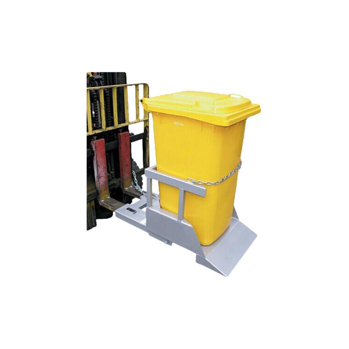 Standard-660-liter-forklift-wheelie-bin-tipper2