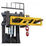 Tipo CBL3000 levantamento empilhadeira elevação ganchos