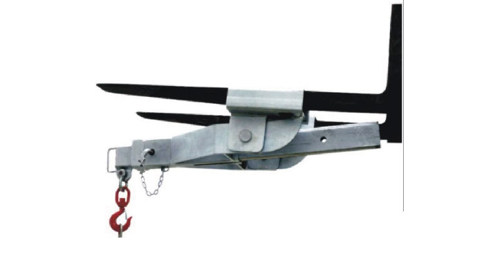 Type CLC3000 Forklift hoisting hooks attachment