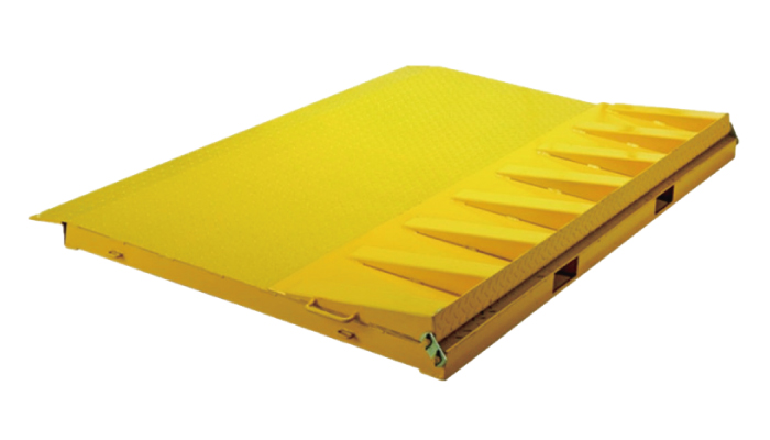 Type CRN65 Heavy duty shipping container loading ramps