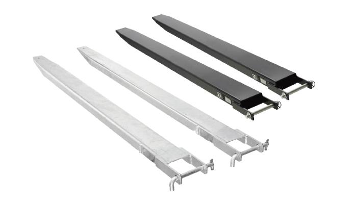 Type FE1-16 pallet jack forklift fork extensions for sale