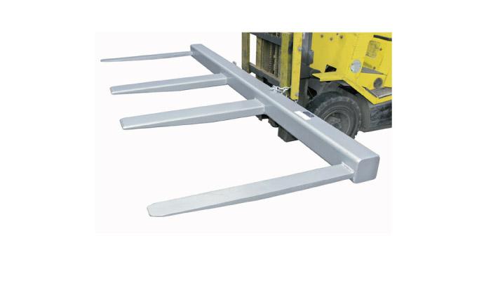 Type FS2.5 mulit fork spreader forklift spreader bar