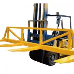 Type FSNP2-4500 spreader bar for forklift