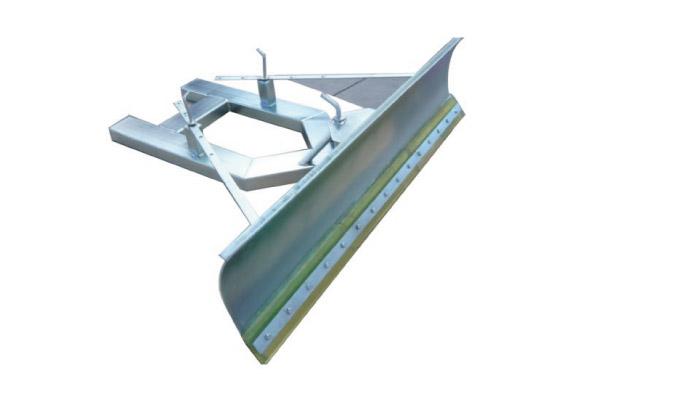 Type PXLE gaffeltruck for snøplog
