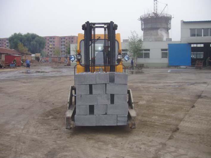 hydraulic brick clamps