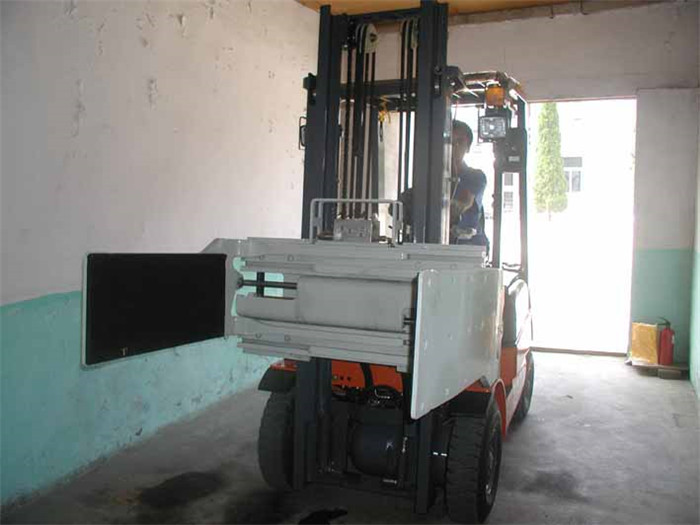 Forklift Multi-Purpose Clamp