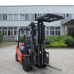 Hydraulische Gabelstapleranbauten Laststabilisatoren