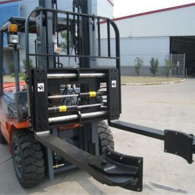 Hydraulic Forklift Attachments Synchronous Clamping Forks for Building Materials