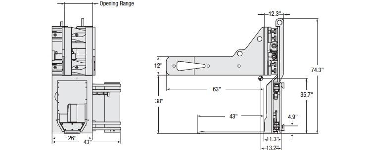 crtež ručnog mermera