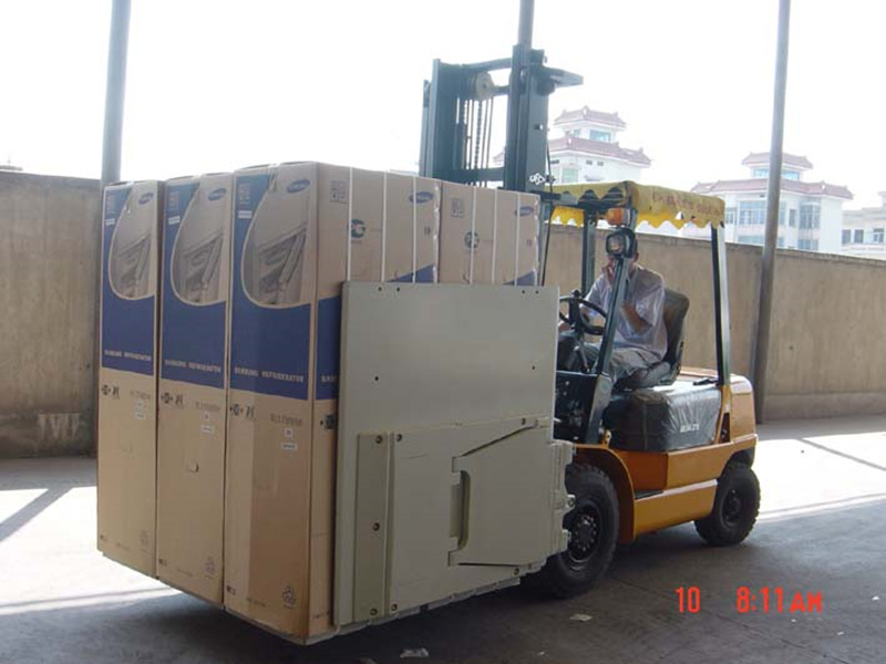 Forklift Attachments For Appliance Industry - Fujian Huamai Machinery Co.,  Ltd.