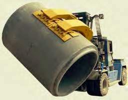 Zementrohr-Rollenklemme